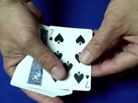 Lucky Number 7 - Card Tricks Revealed