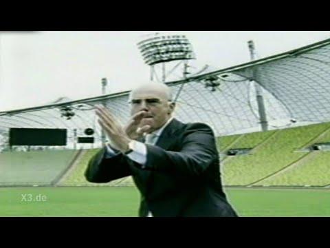 Franz Beckenbauer Song | extra 3 | NDR