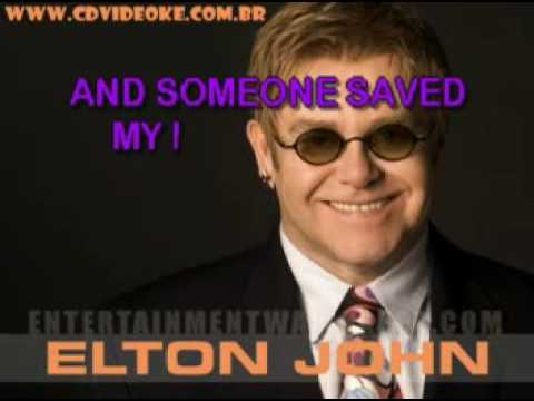 Elton John   Someone Saved My Life Tonight
