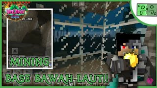 BIKIN TEMPANG MINING DI BASE BAWAH LAUT!! | Veloria S2 Underwater 2#