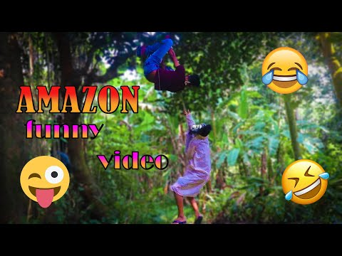 Best Funny Videos_Very Comedy Videos_Funny Video Clips 2018 AMAZON DOMJUR FUNNY VIDEO 2 EPISODE 2