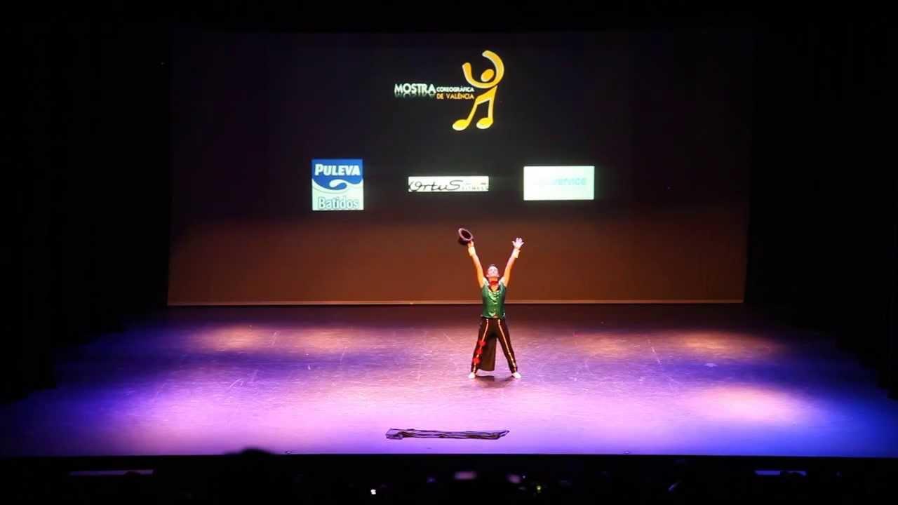 Mostra coreogr fica de valencia 2013 gimnasio studio - Gimnasio paredes ...