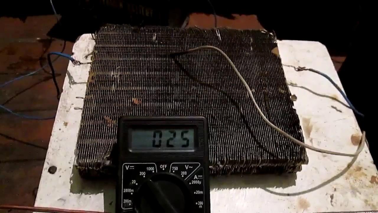 Электро печка своими руками 79