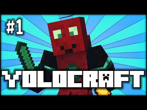 YOLOCRAFT MINECRAFT Season 4 Part 1 W Blitzwinger Gamer Survival HD