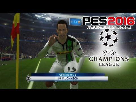Primera Ronda Eliminatoria de la UEFA Champions League - PES 2016