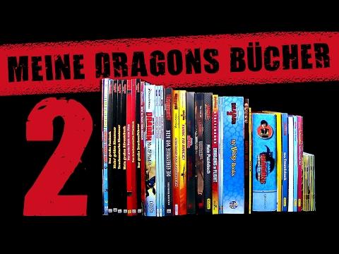 DreamWorks Dragons ™ Meine Bücher Sammlung - Teil 2 - Vorstellung / Review