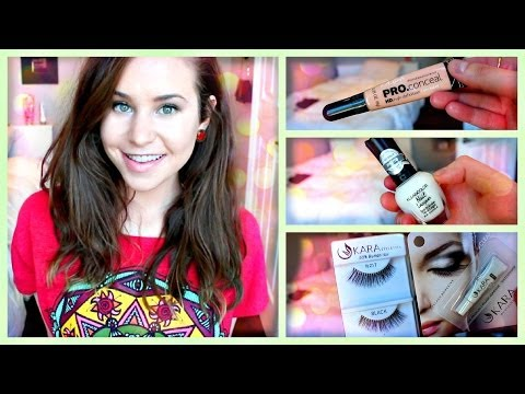 $1 EVERYTHING! ShopMissA Haul: $1 Makeup & Jewelry Haul + Review (GIVEAWAY)