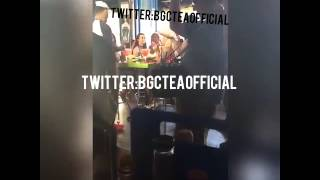 BGC16 girls out at a resturant!
