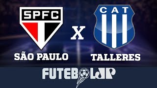 São Paulo x Talleres - Libertadores - 13/02/19