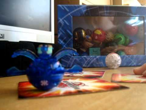 bakugan new vestroia translucent aquos percival review