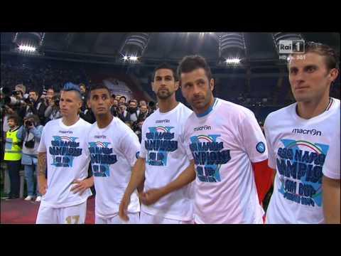 NAPOLI vs FIORENTINA 3-1 FINALE COPPA ITALIA  2014 RaiSport by MaxPonzo