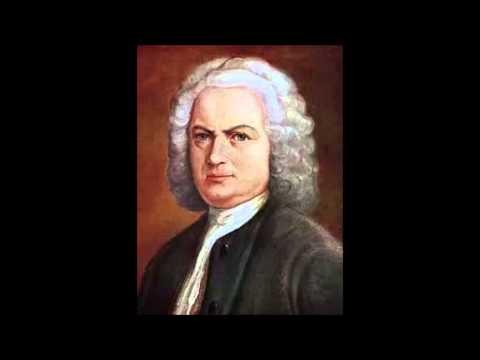 Бах Иоганн Себастьян - Концерт No1 (ЛЯ-МИНОР) для скрипки с оркестром