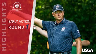 2019 U.S. Senior Open: Round 1 Early Highlights