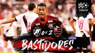 Vasco 0x2 Flamengo - Final do Carioca - Bastidores