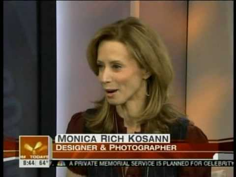 Monica Rich Kosann on the Today Show - September 3, 2009
