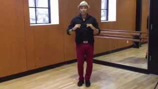 How To Dance Bachata / Hip Technique With Gustavo Ferman