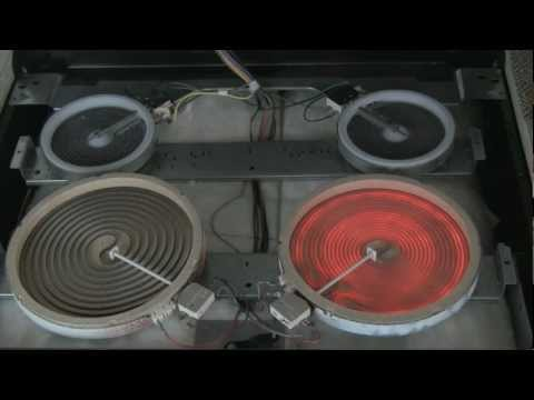 Electric Range/Stove Repair: How To Troubleshoot and Repair Burner Elements And Switches