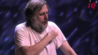 Žižek at Intelligence Squared - Ideology