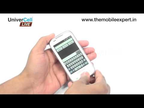 Samsung I5510 Galaxy 551 - UniverCell  The Mobileexpert Reviews
