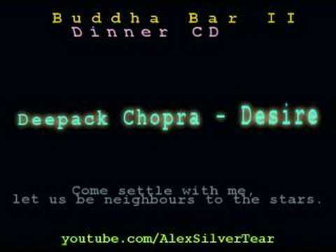 Deepack Chopra - Desire Music Videos