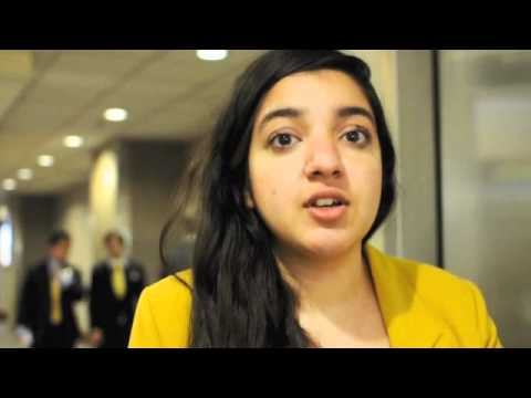 Chicago Model United Nations (ChoMUN) on Developing Crises