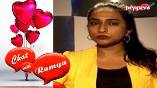 Chat With Ramya 02-12-2018   Peppers TV