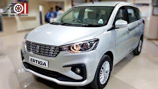 2019 Maruti Suzuki Ertiga Facelift | Automatic | What's New? | Price | Mileage | Features | Specs