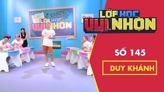 Lớp Học Vui Nhộn 145 - Lời Chưa Nói | Gameshow Hài Hước Việt Nam