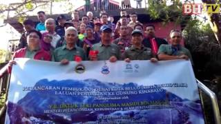 31 mula pendakian guna 'Kota Belud Trail'