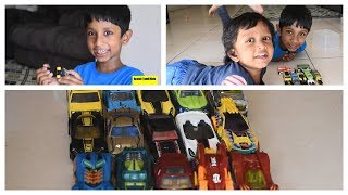 Hot Wheels Assorted Cars Collection - Review!
