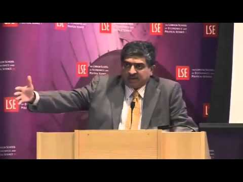 GLOBALMAXIM: NANDAN NILEKANI: INDIA'S FUTURE: LSE LECTURE
