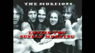 Watch Scorpions Loving You Sunday Morning video