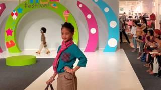 Kids Fashion Show - Fashion Show Anak Indonesia : Catwalk by Angelina Christy