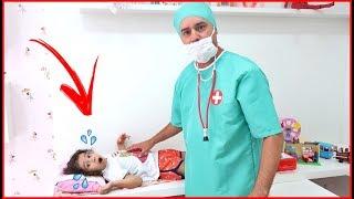 4 TIPOS DE CRIANÇA NO MÉDICO - TYPES OF CHILD AT THE DOCTOR