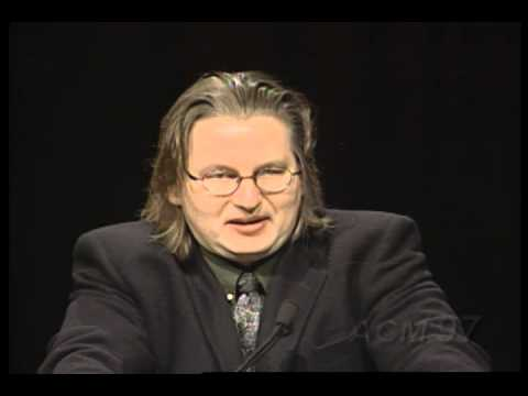 Bruce Sterling -  The dark side impacts of IT on society