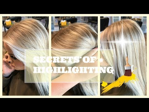 SECRETS OF HIGHLIGHTING!