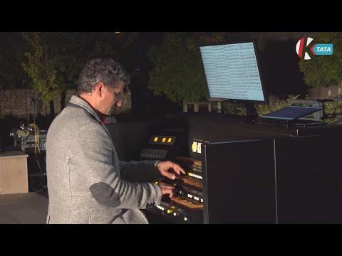 Szabadtéri orgonakoncert a Zene Világnapján