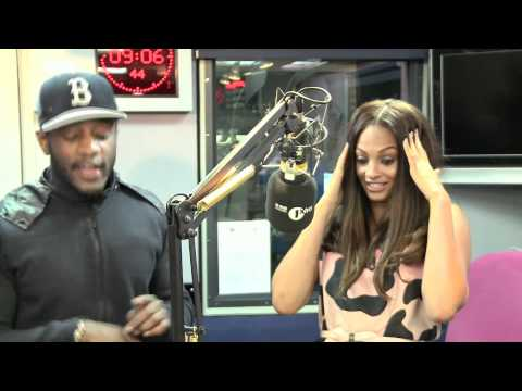 Alesha Dixon - One Pound Fish - on the 1Xtra Breakfast Show