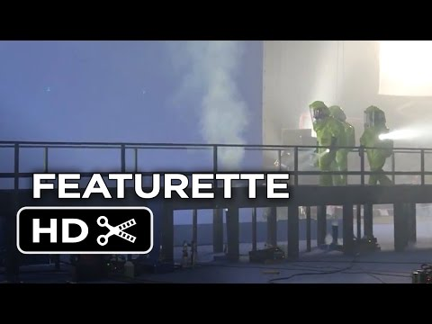 Blackhat Featurette - Behind the Scenes: Nuclear Power Plant (2015) - Chris Hemsworth Movie HD