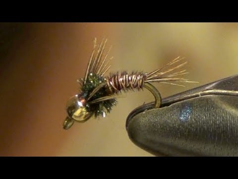 Quasimodo Pheasant Tail Fly Tying Instructions
