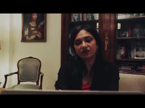 Amberin Zaman reads the testimony of Sara Muradian (100 seconds by Mediamax)