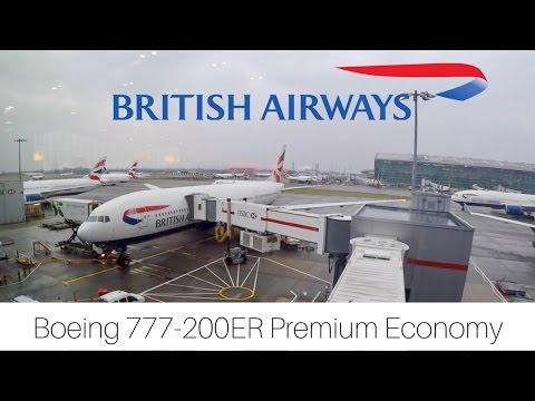 british airways report
