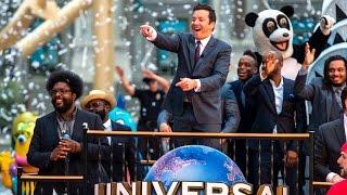 Inside the Race Through New York Starring Jimmy Fallon at Universal Studios Florida