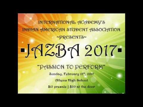 IA IASA Presents Jazba 2017