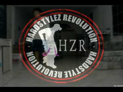 H.z.R homemade shuffle hardstyle