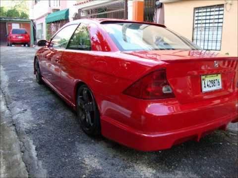 2002 Honda Civic Coupe Racing Youtube