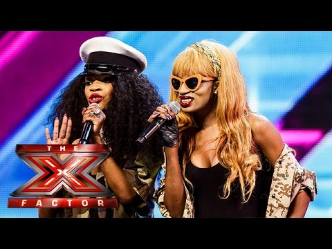 Major | I Don't Care | Arena Audition | The X Factor UK 2014