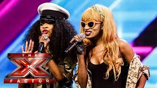 Major sings I Don't Care | Arena Auditions Wk 2 | The X Factor UK 2014