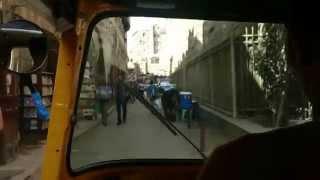 جولة جميله في احد احياء القاهرة