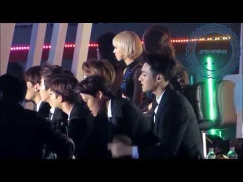 [2NEXO] 2NE1 & EXO Moments Part 5 #1